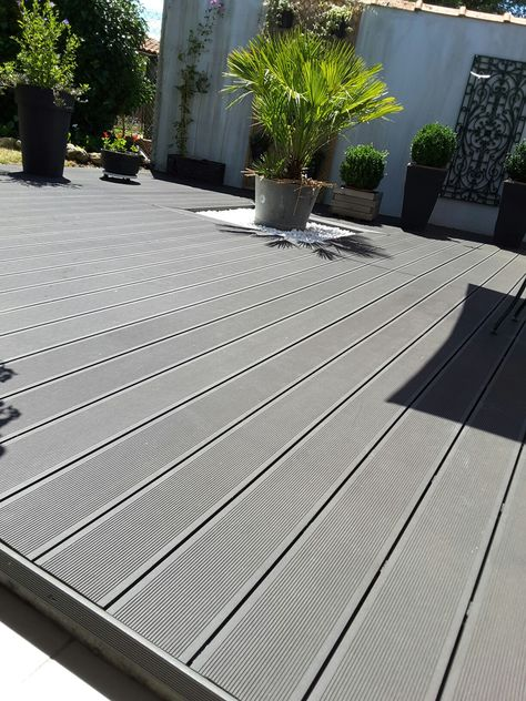 Lame De Terrasse En Composite Terassi Patio In 2019
