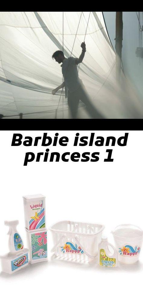 Barbie island princess 1