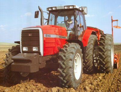 95mf8140 Massey Ferguson Tractors Ferguson