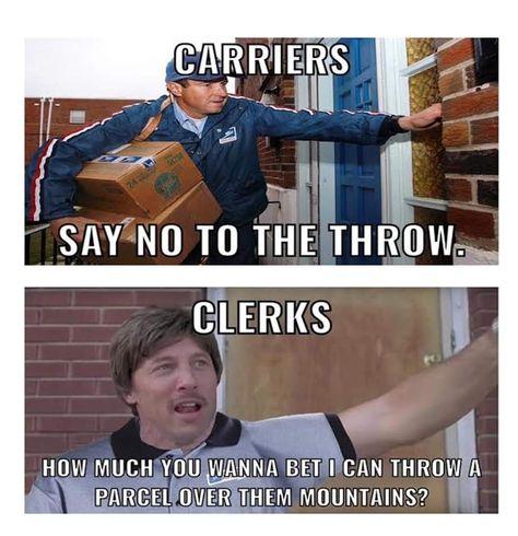 funny postal worker memes