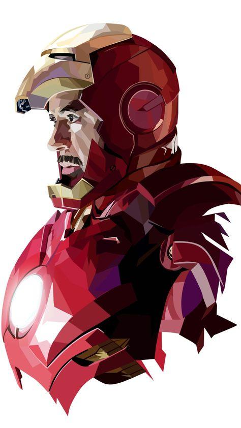 Homem de Ferro (no original, Iron Man) é um personagem fictício dos quadrinhos publicados pela Marvel Comics. Sua identidade verdadeira é a do empresário e bilionário Tony Stark, que usa armaduras de alta tecnologia no combate ao crime. #HomemdeFerro  #IronMan #marvel