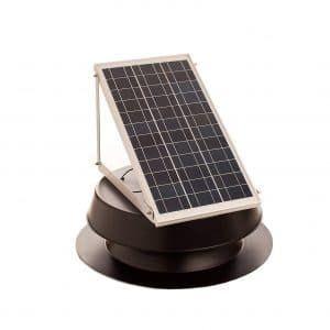 Esm Products Solar Attic Fan Solar Attic Fan Solar Solar Powered Attic Fan