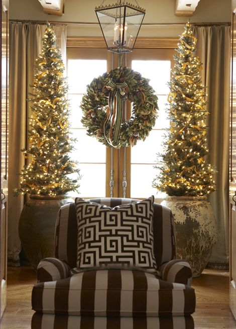 O Christmas Tree, Your Designer, Luscious, Unique, Vintage, Fun, Funky, Classic And Bare Branches Delight Us! | Places in the HomePlaces in the Home