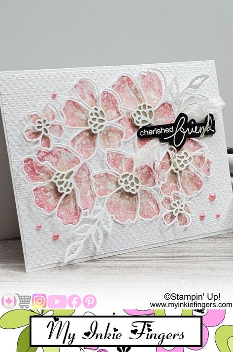 3d Cards, Cool Cards, Craft Cards, Handmade Birthday Cards, Greeting Cards Handmade, Gerbera, Stamping Up Cards, Card Making Techniques, Baby Kind
