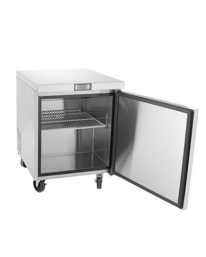 Atosa Mgf8405 27 Undercounter Freezer Undercounter Freezer Door Handles Restaurant Equipment