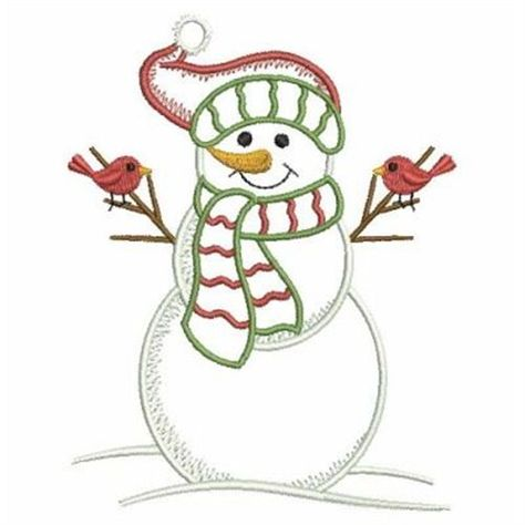 100 Snowman Machine Embroidery Designs Ideas In 2020 Machine Embroidery Designs Machine Embroidery Embroidery Designs