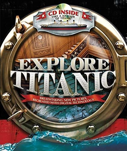 Download Pdf Explore Titanic Breathtaking New Pictures Recreated With Digital Technology Free Epub Mobi Ebooks Titanic New Pictures Digital Technology
