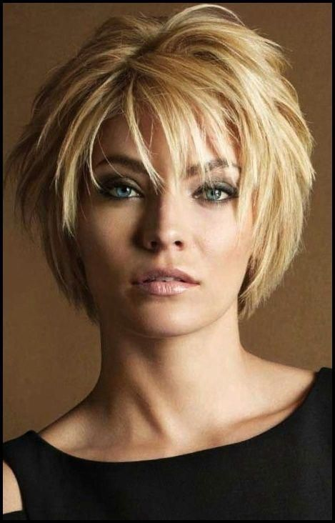 The Newest Short Hairstyles The Shortest Hair Best Hair Style In Short Hair 201904 Short Hair Styles Short Hairstyles For Thick Hair Haircut For Thick Hair