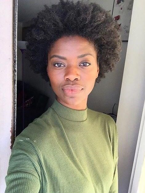 Pin By Suszeque Barnes On Natural Bush Fro S Natural Hair Styles Afro Textured Hair Hair Styles