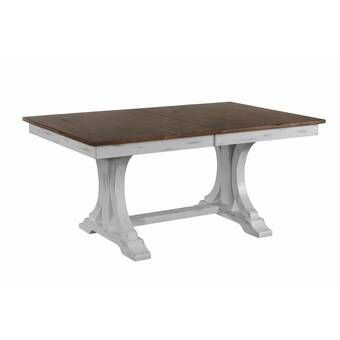 Coleman Extendable Dining Table In 2020 Solid Wood Dining Table