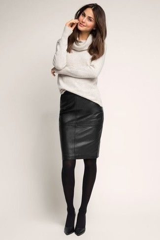 29 Charming Casual Work Outfit To Look Amazing – Trendy Fashion Ideas Fashion Moda, Look Fashion, Skirt Fashion, Trendy Fashion, Fashion Outfits, Womens Fashion, Fashion Ideas, Office Fashion, Feminine Fashion