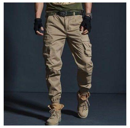 Men Military Tactical Pantalon Camouflage Cargo Pants Cargo Pants Men Men Military T Ropa Casual De Hombre Pantalones De Hombre Moda Pantalones Cargo Hombre