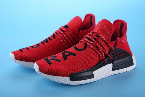 6321dbb49 Adidas NMD Human Race rouge