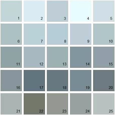 Behr Paint Shades Of Blue Blue Grey Paint Gray Beige Color Blue Grey Paint Colors Benjamin Moore Benjamin Moore Paint Colors Blue Paint Colors For Home