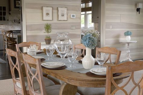 Suzie Mabley Handler Lovely Cottage Dining Room With Salvaged