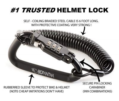 Top 10 Best Motorcycle Helmet Locks In 2020 Motorcycle Helmet