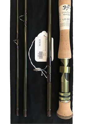 Ad Ebay G Loomis Crosscurrent Glx 10810 4 9 Ft 10 Wt Fly Rod Olive In 2020 Fun Sports Fly Rods Ebay