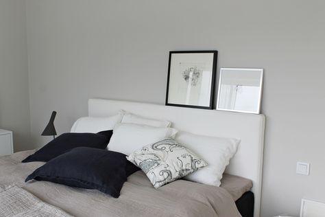 Makuuhuoneen seinän väri