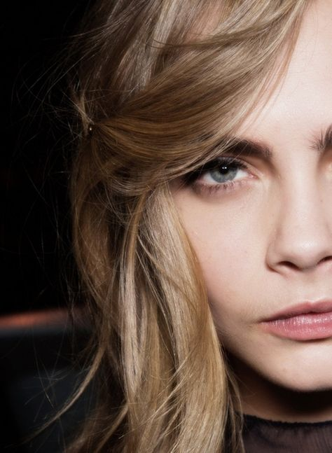 Cara Delevingne ♥ My idol! She is my Celine Dion of the modeling world!