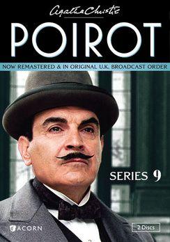 Agatha Christie S Poirot Series 9 Dvd Walmart Com Agatha Christie S Poirot Agatha Christie Poirot