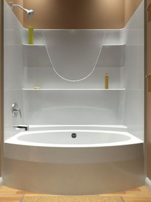 One Piece Bathtub Units Design Bathtub Shower Remodel Tub