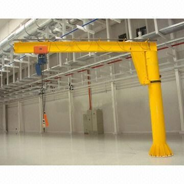 Floor Mounted Jib Crane Aimix Professional Jib Cranes For Sale In 2020 Flooring Cranes For Sale Crane