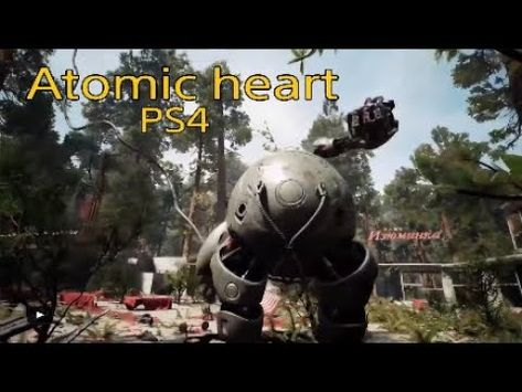 Atomic Heart Ps4 Trailer Gameplay Youtube Ps4 Gameplay