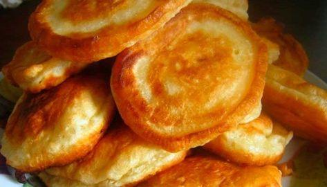 Oladushki Ekonom Klassa Na Mineralnoj Vode Fresh Recipes Food Recipes Snack Recipes