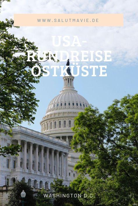 Usa Ostkuste Washington Salutmavie Usa Reise Reisen Schiffsreise