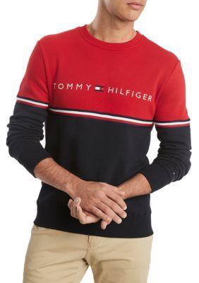 Tommy Hilfiger Dougless Sweatshirt   Custom polo shirts