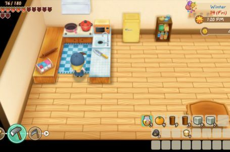 How To Level Up And Upgrade Your Tools In Story Of Seasons Friends Of Mineral Town Gamepur In 2020 Kitchen Tools And Gadgets Kitchen Utensils Rolling Pin