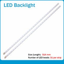 "LED Strip louvre 49/"" 160616 R+L BN95-03721A for Samsung CY-FK049BNEV3H UN49K5300"