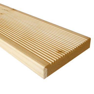 Deska Tarasowa Swierk 250 X 14 5 Cm 24 Mm Dlh Podesty I Deski Tarasowe W Atrakcyjnej Cenie W Sklepach Leroy Merlin Wood Texture Crafts