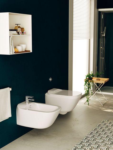 Arredo Bagni E Sanitari.Sanitari Ceramica Per Water E Bidet Di Casa Arredamento