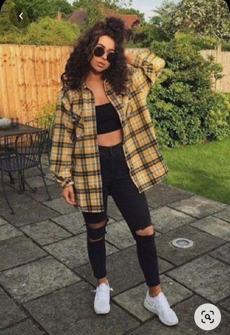 10 outfits aesthetic para otoño