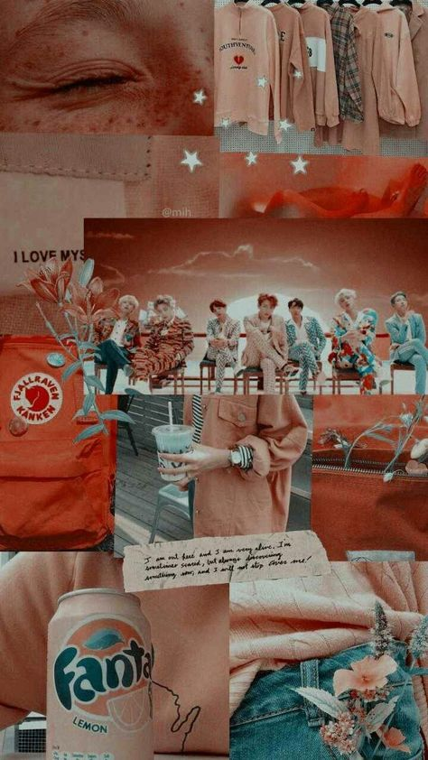 bts wallpaper ♡ Love yourself: answer IDOL -cr. to owner-