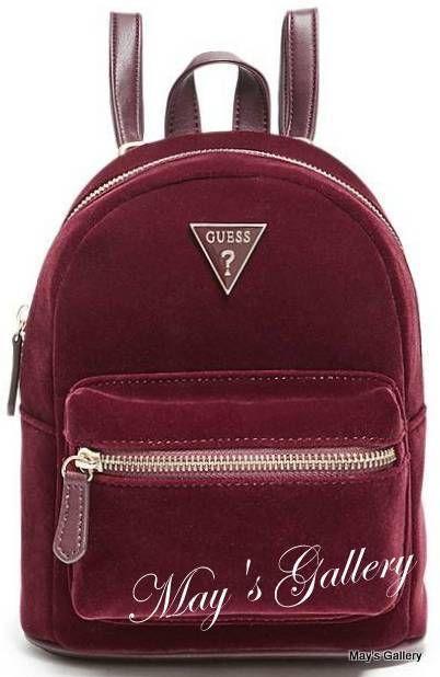 Guess Handbag Purse Wallet Tote Hand Shoulder Backpack Bag School pack  NWT