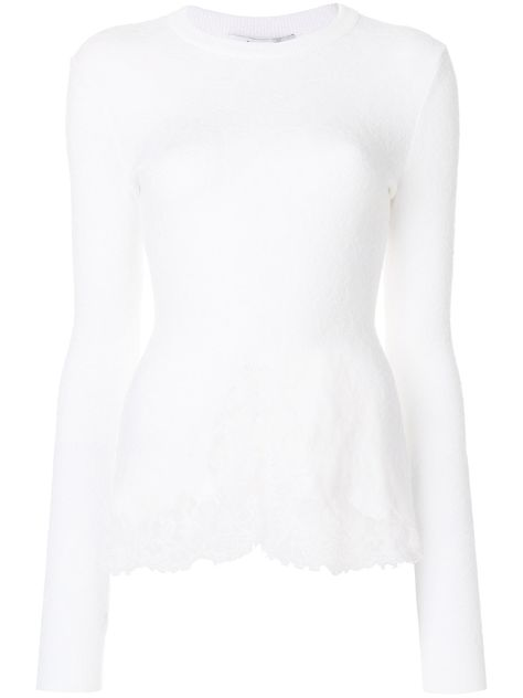 8ff2c31f736586 Emilia Wickstead - Wide collar wrap-effect crepe blouse in 2019 | Topsy  Curvy | Blouse, Emilia wickstead, Collars