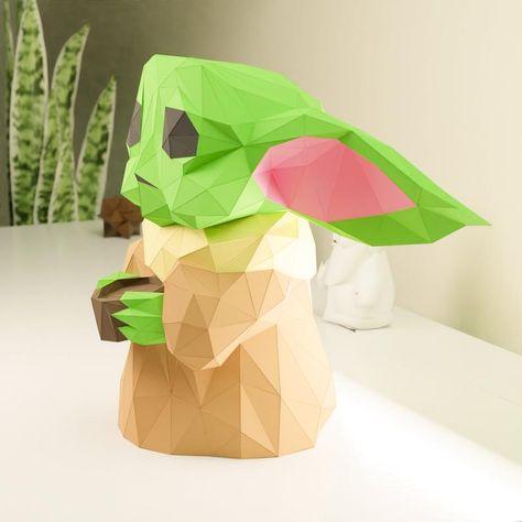 Time Machine Paper Model Puzzle Student Handicraft Course DIY Fans GifODUS