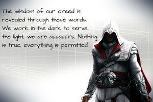 Souvent assassin's creed quotes - Google Search | Assassin creed quotes  BF48