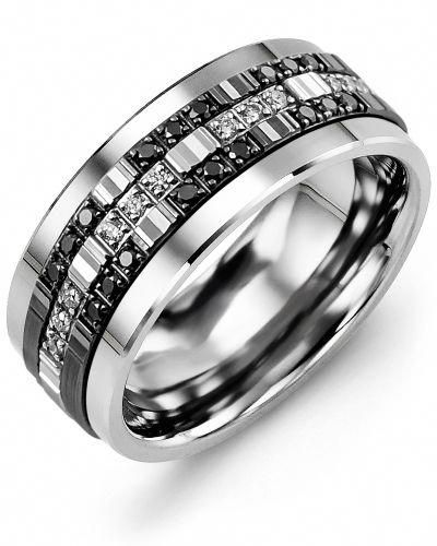 Most Beautiful Unique Wedding Rings 6549 Uniqueweddingrings Black Diamond Wedding Rings Black Diamond Wedding Bands Mens Wedding Rings
