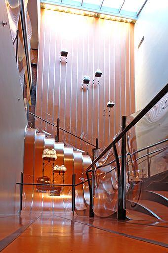 Shoplifter Longchamp Ny By Thomas Heatherwick Thomas Heatherwick English Design Architect
