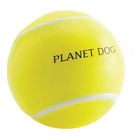 Planet Dog Orbeetuff Sports Dog Toys Tennis Ball Click Image