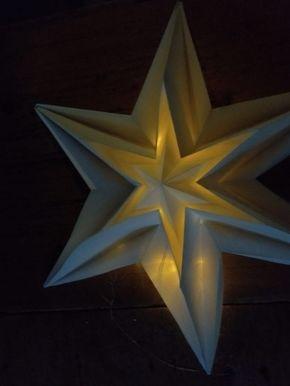 Landlust Stern Galerie Sternenrausch Und Mehr Sterne Landlust Sterne Basteln