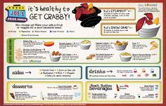 Joe's Crab Shack kids' menu