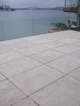 Jericho Limestone Wall Tiles Pool Pavers By