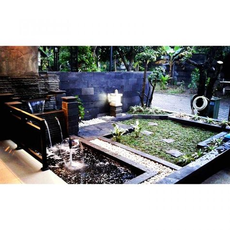 kolam ikan minimalis dalam rumah - just5minearly