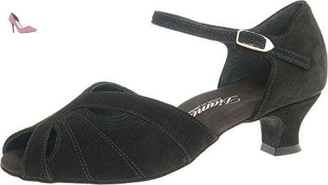 Diamant Damen Trainerschuhe 060-047-070, shoes femmes - Noir - Noir, 38 2/3 EU (5.5 UK)