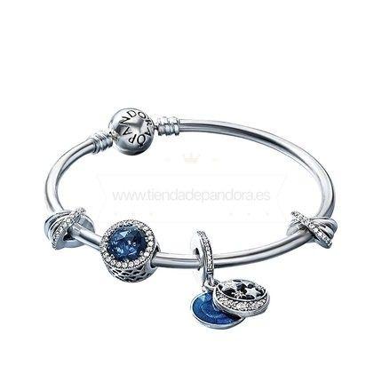 get cheap lowest price cheap sale Venta Pandora Gifts Conjunto De Regalo De Cadena De Pulseras ...