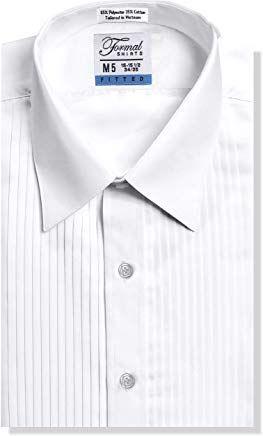 Formal Shirt Laydown Collar M5